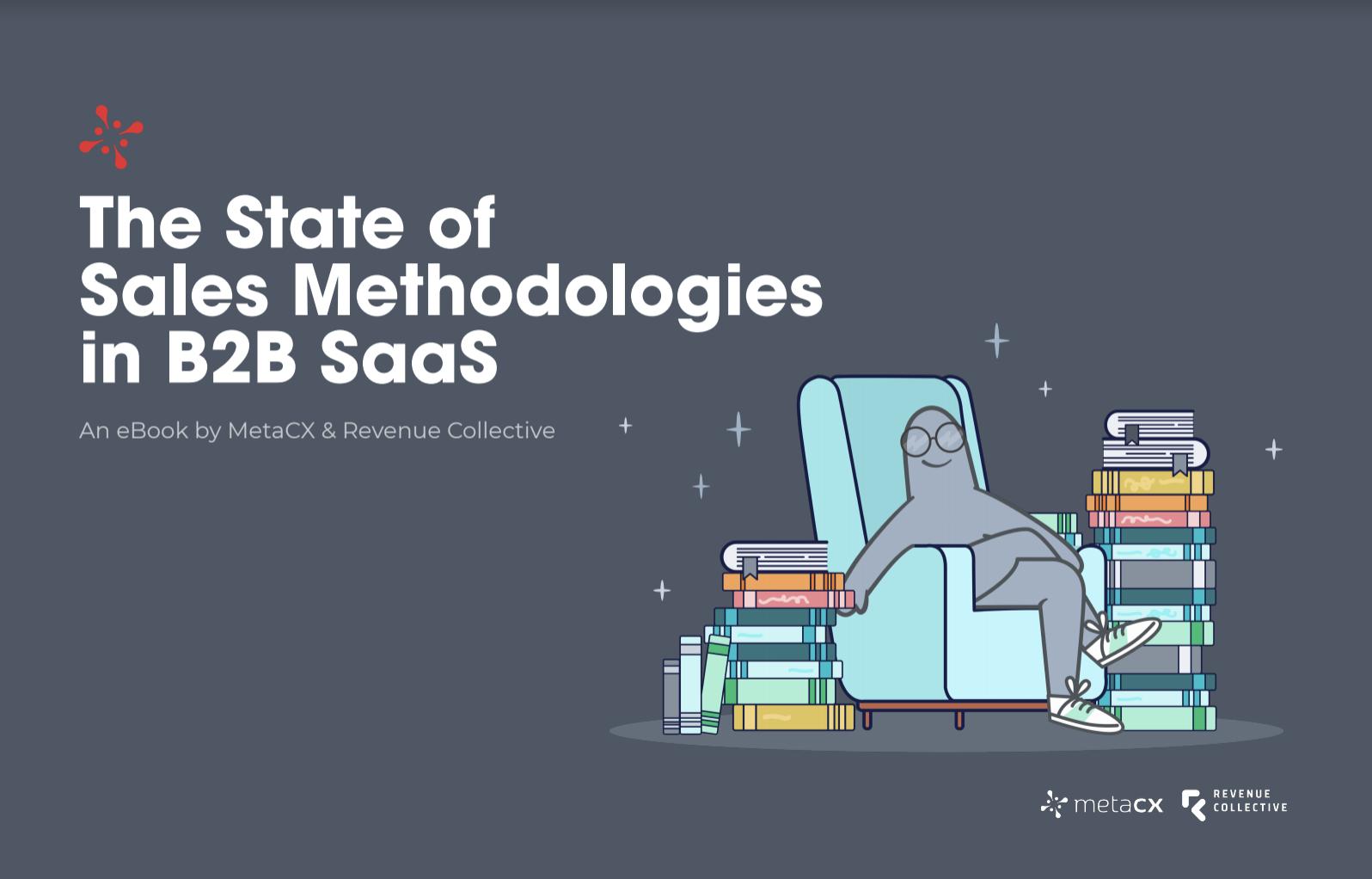 Resource Box Header The State of Sales Methodologies in B2B SaaS